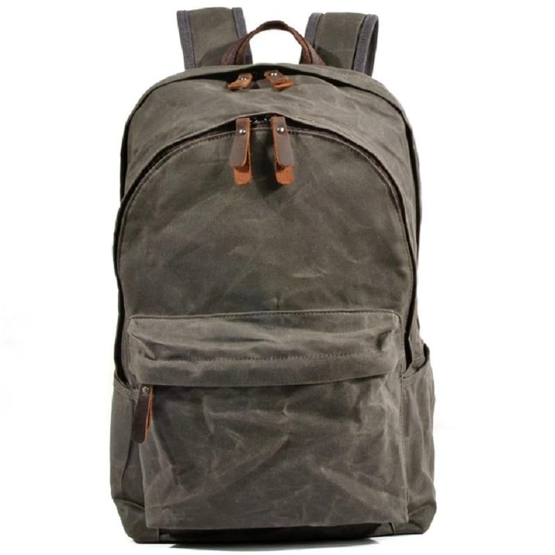 حقيبة ظهر كلاسيكية للجنسين للرجال والنساء ، حقيبة ظهر للسفر مضادة للسرقة ، حقيبة مدرسية ريترو