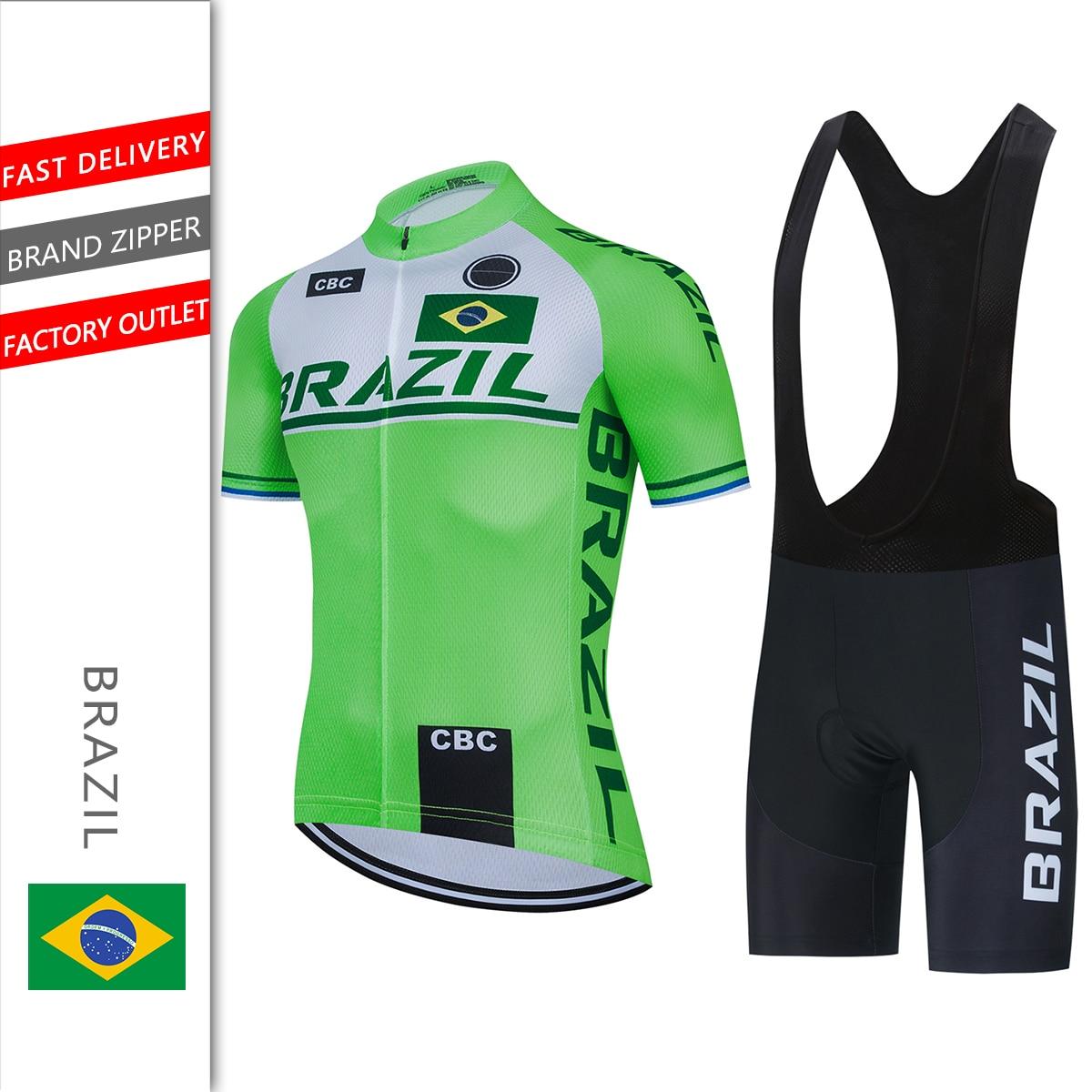 Camiseta De Ciclismo para hombre, ropa deportiva profesional transpirable, con bandera nacional...