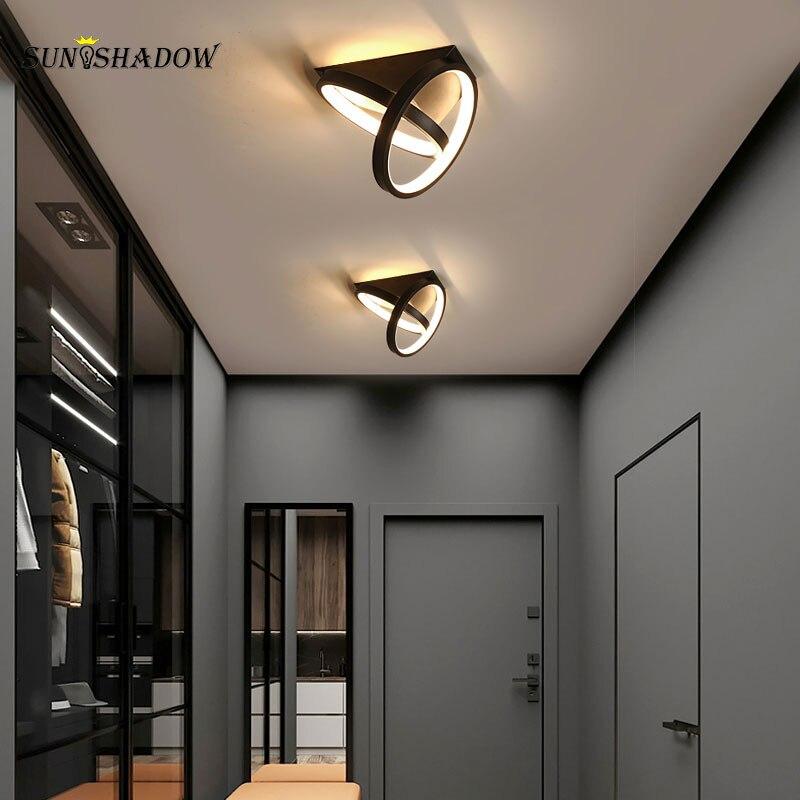 AliExpress - Modern Led Chandelier 110V 220V Small Ceiling Chandelier Lighting for Living room Bedroom Dining room Corridor Light Aisle Lamps