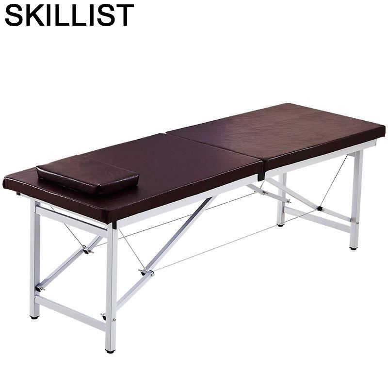Tafel De Pliante Letto Para Cama De Masaje, mesa De salón, silla...