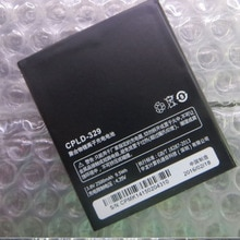 For Coolpad High Quality Original CPLD-329 battery F1 mobile phone 2500mAh  8297 8297W 8297D CPLD-32