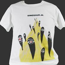 Dinosaur Jr. Punk Rock T-Shirt Mudhoney Husker Du Pixies S M L Xl 2Xl 3Xl