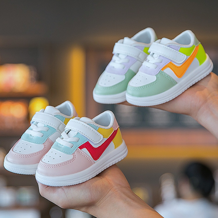 Summer Children Shoes Casual Toddler Infant Kids Baby Boys Girls Breathable Sport Running Shoes Soft Children'sShoes