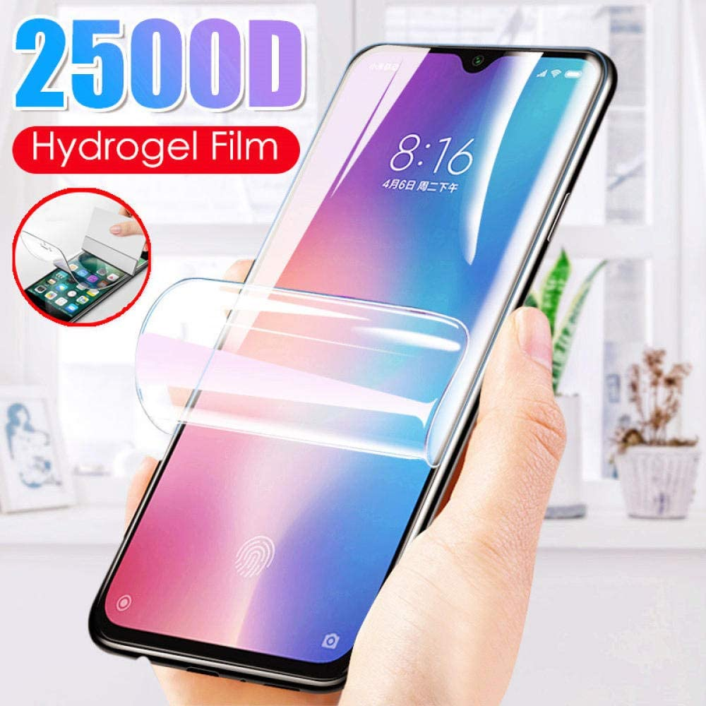 Hydrogel Film for LG Q51 K51 Phoenix 5 Risio 4 Fortune 3 Velvet Reflect Q61 Stylo 6 K40S K61 Dual SIM Q70 LMQ620WA Not Glass