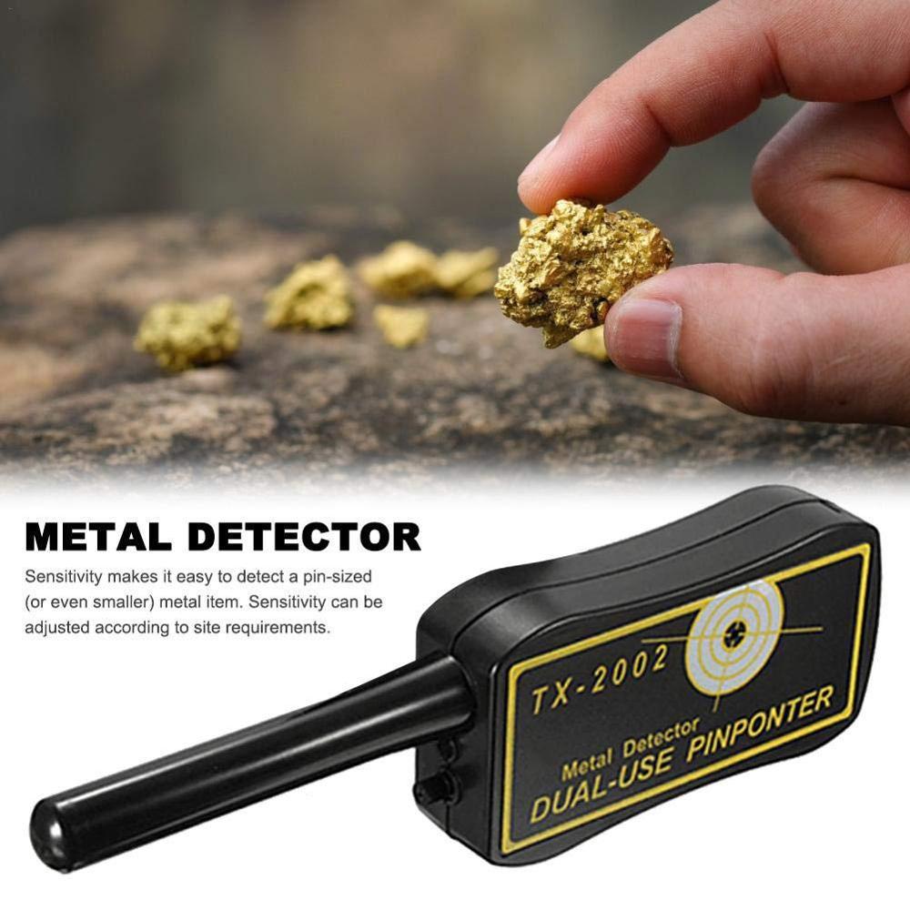 Новый Высокочувствительный Регулируемый TX-2002 Ручной металлодетектор с большим диапазоном алмазного арчеологического золота подземный металлоискатель