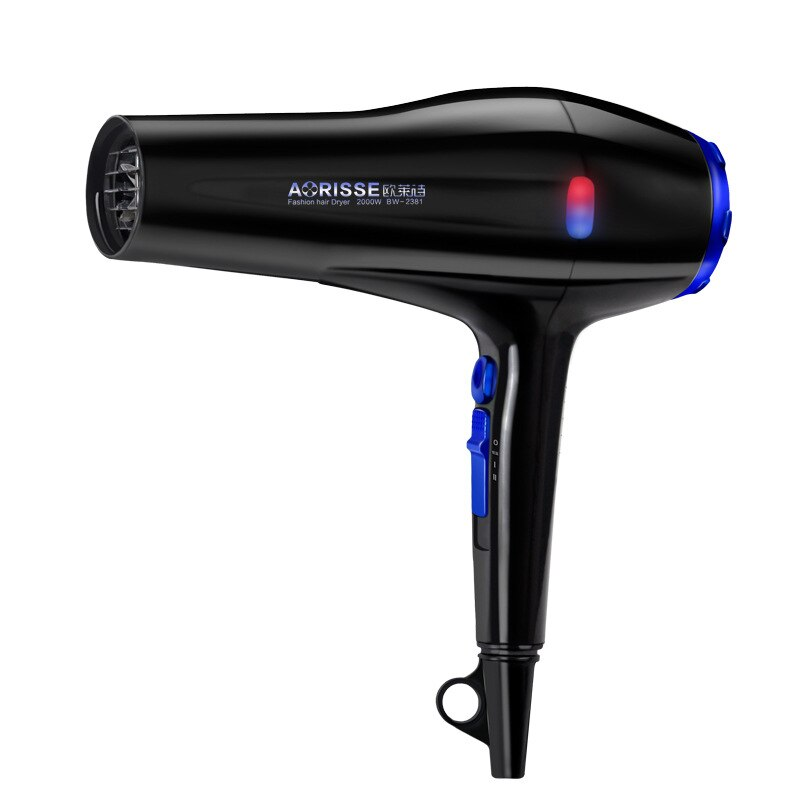 Wind 2000W High Power Household Constant Temperature Four Speed Adjustable Blower  Hair Dryer