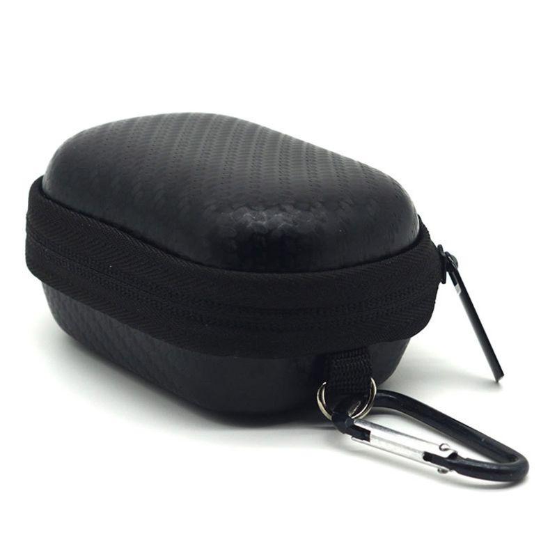 Mini Tragbare Finger Puls-oximeter Pouch Fall Lagerung Durable Pack Schutzhülle