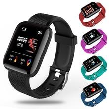 Digital Sport Watch Women Smart Watches Digital Led Electronic Wristwatch Bluetooth Fitness Wristwat