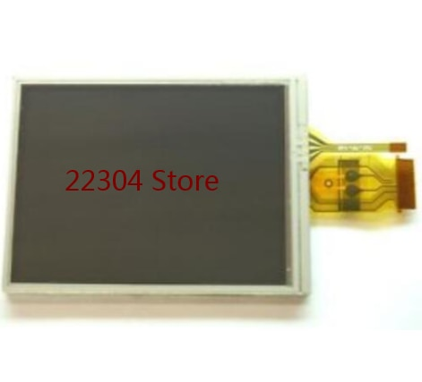 Nova tela lcd para nikon coolpix s230 com painel da tela de toque