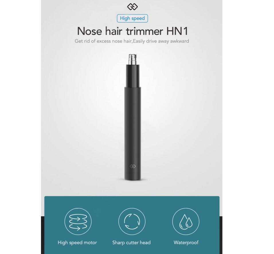 Xiaomi Mini Electric Nose Hair Trimmer Ear Hair Shaver Clipper HN1 Sharp Blade Body Wash Portable Minimalist Design Waterproof enlarge