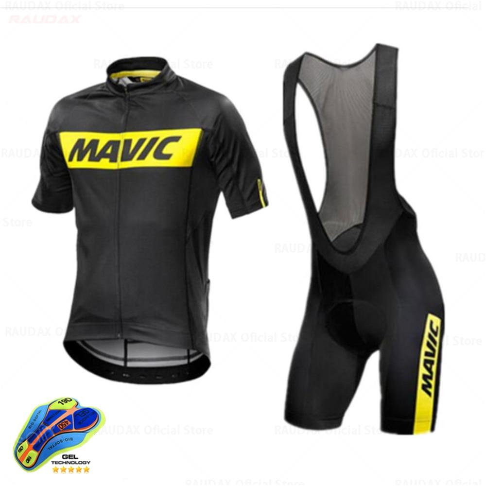 Maillot de Ciclismo Pro Team Mavic para hombre, Ropa de Ciclismo de...