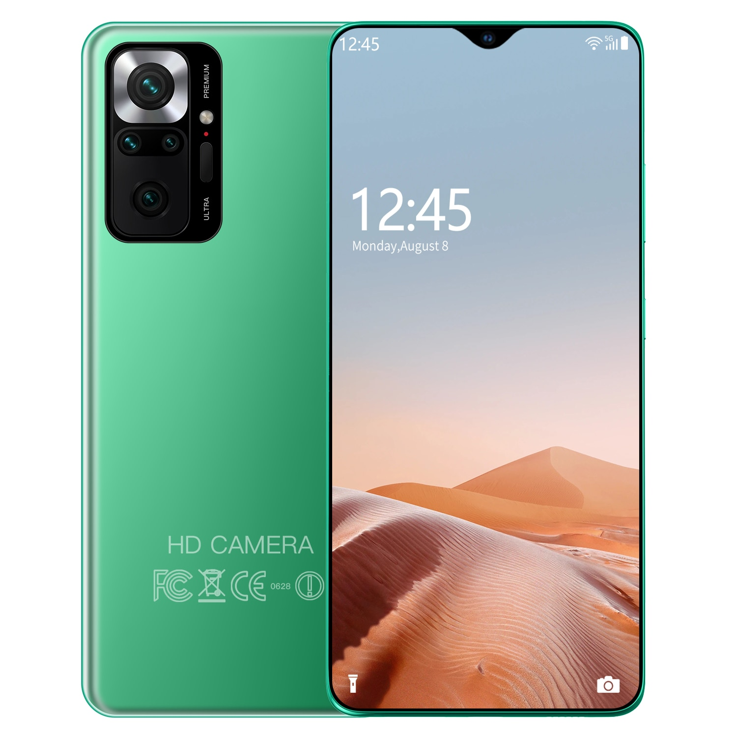 Note 10 Pro SmartPhone Global Version Android Mobile Phones 12GB+512GB Phone CellPhones 6.7 Inch 4G/5G Smartphoens Quad Camera enlarge