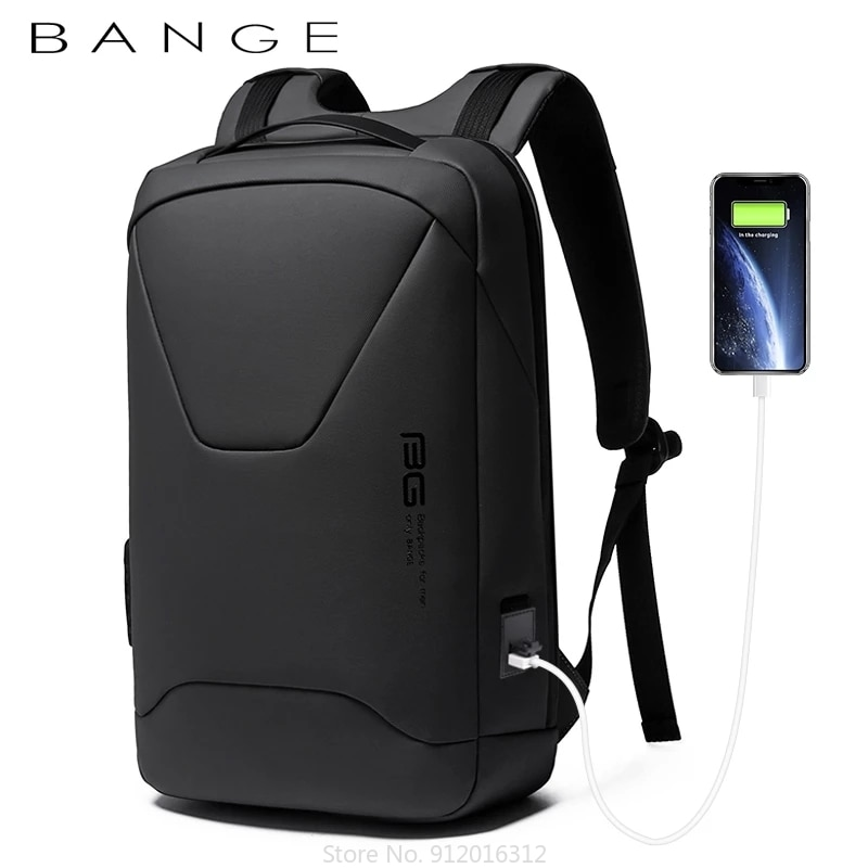 Рюкзак Xiaomi мужской для ноутбука 15,6 дюйма, Роскошный деловой Водонепроницаемый ранец с USB и защитой от кражи, школьный портфель для путешеств...