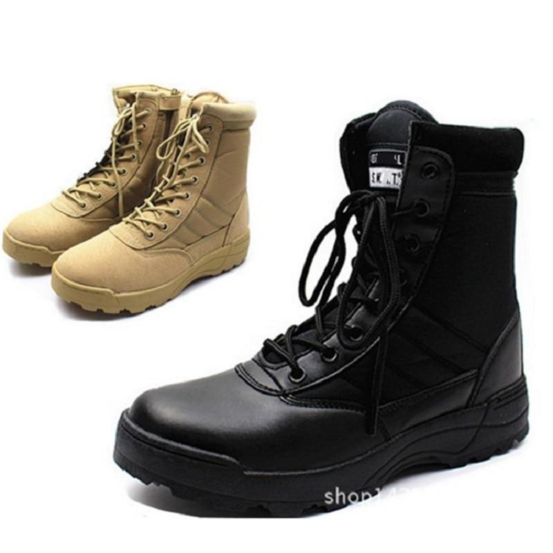 SIZE:36-46 New Us Military Leather Combat Boots for Men Combat Bot Infantry Tactical Boots Askeri Bot Army Bots Army Shoes us army military uniform for men custom combat shirt