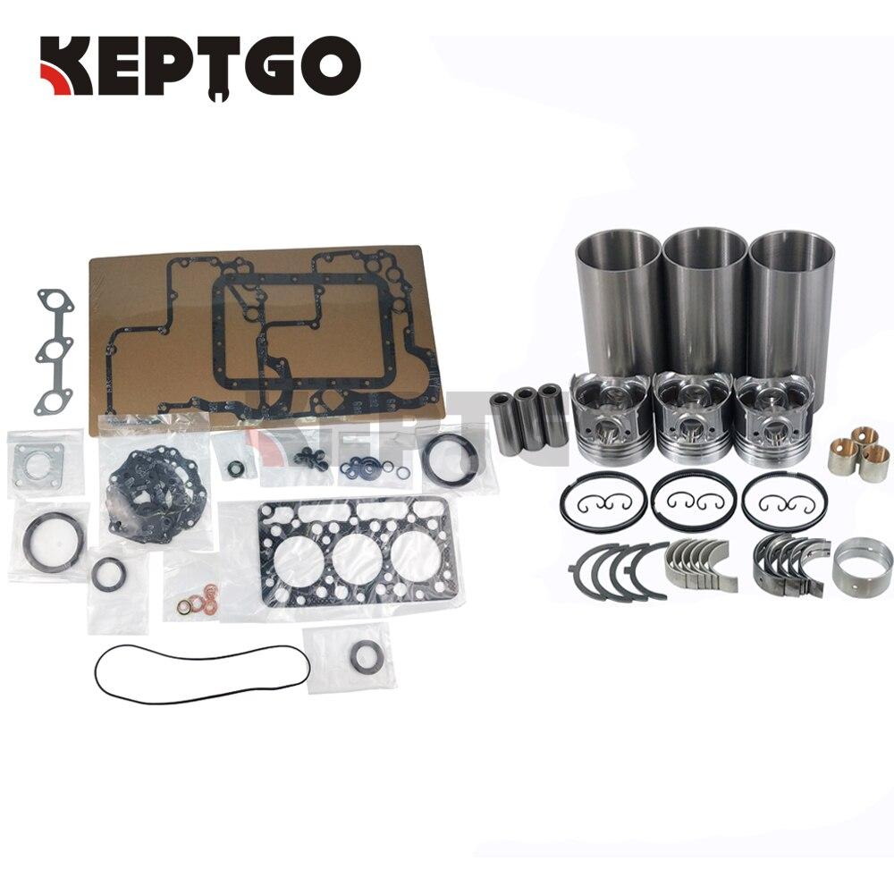 Nouveau pour Kit de révision moteur Kubota D750 STD