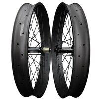 26 Inch Disc Fat Bike Carbon Wheels 80x25mm Tubeless Carbon Wheel FASTace DH 805 150x15 197x12 MTB Wheelset Pillar RACE Spokes