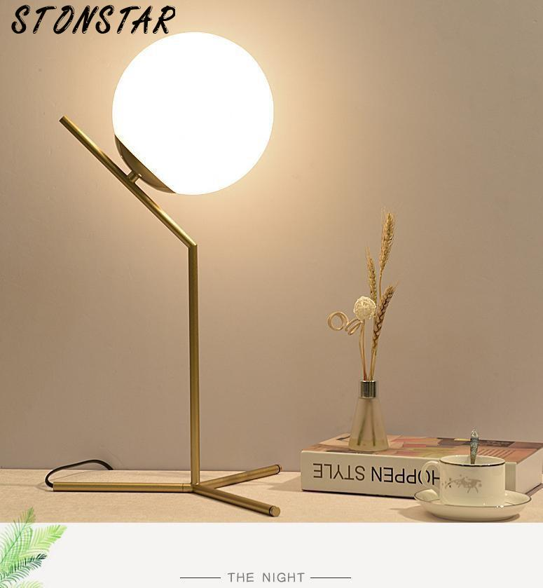 220v Nightstand Lamp Children Bedroom Nigh Light Study Room Desk Lamp Modern Bed Side Table Lamp Home Art Decor Bedside Lamp