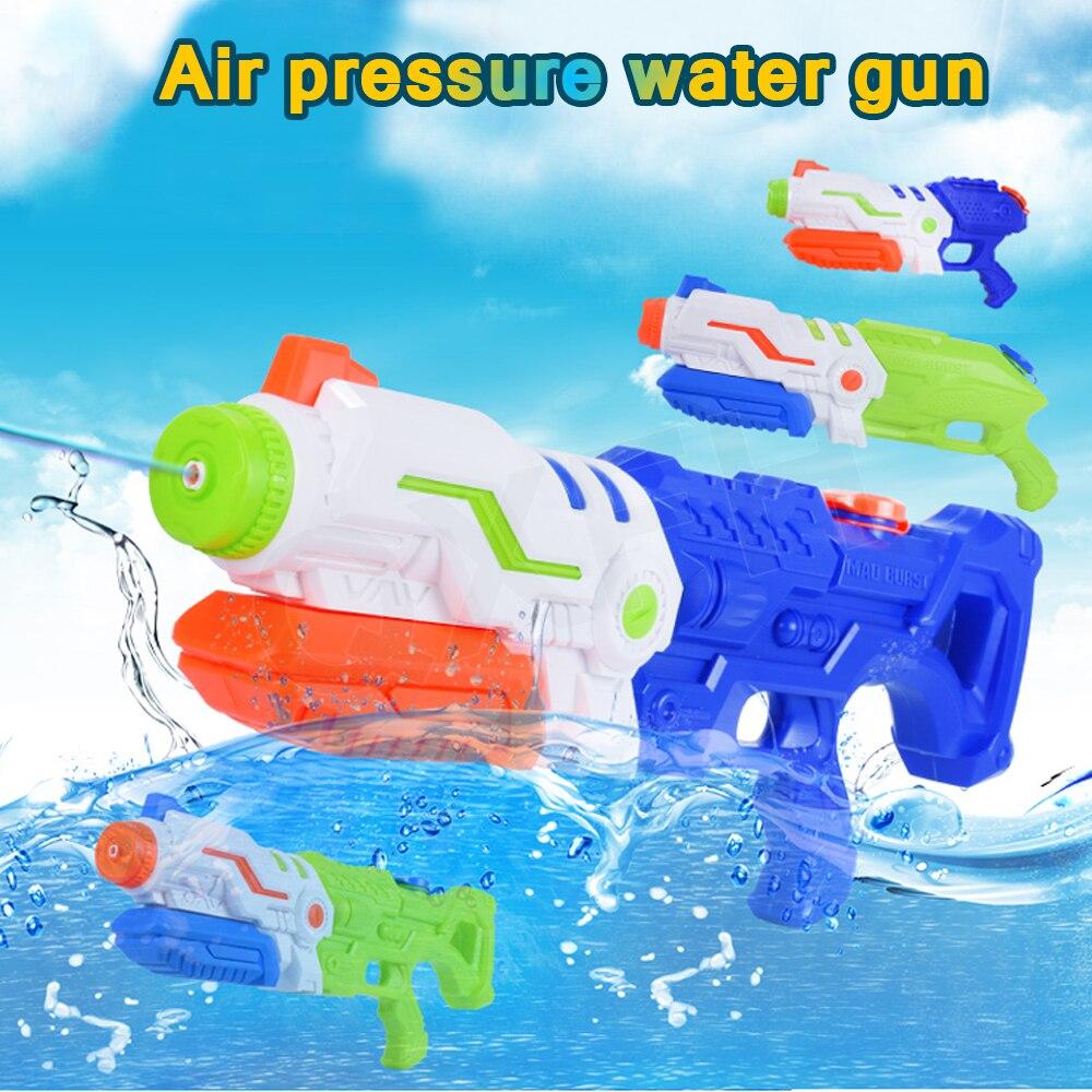 أحدث 1500 مللي مجموعة لعبة مسدس مياه الاطفال شاطئ بخ لعبة مسدس رذاذ الصيف بركة لعبة للهواء الطلق الاطفال لعبة حفلة