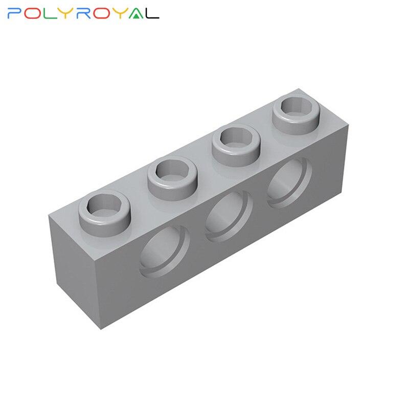 aliexpress.com - Building Blocks Technicalalal 1×4 Perforated brick 3 holes 10PCS Compatible Assembles Particles al Parts Moc Toy Gift 3701