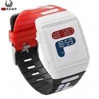 2021 new arrival digital watches famous brand men sports watch casual fashion silicone dress children unisex quartz wristwatch
