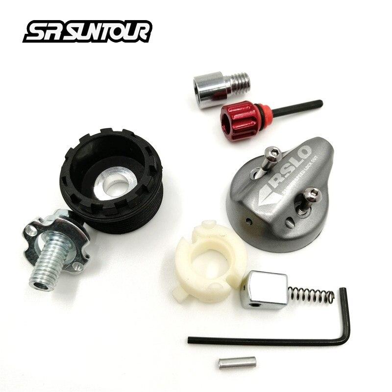 Амортизатор передней вилки Suntour XCR ремонтные детали блок управления проводом
