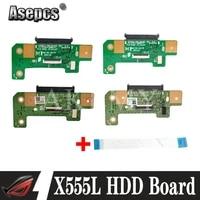Fur For Asus X555L X555LD X555LD REV 2 0 3 1 X555LP REV 1 1 Laptop HDD Festplatte Bord Version 100  Getestet schnelle Schiff
