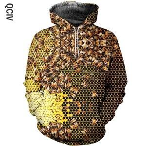 Fashion Men hoodies insect 3D Print Hoodie Unisex Casual streetwear hoody Sweatshirt sudadera hombre