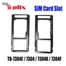 "7"" For Lenovo IdeaTab 4 TB-7304X LCD Tab 4 TB-7304F 7304 7304X 7304F TB-7304i SIM Card Slot SD Card Tray Holder Adapter"