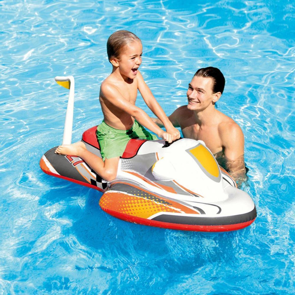 Водяные Детские Надувные Моторные крепления для воздушного судна, водные надувные игрушки, крепления для развлечения водой