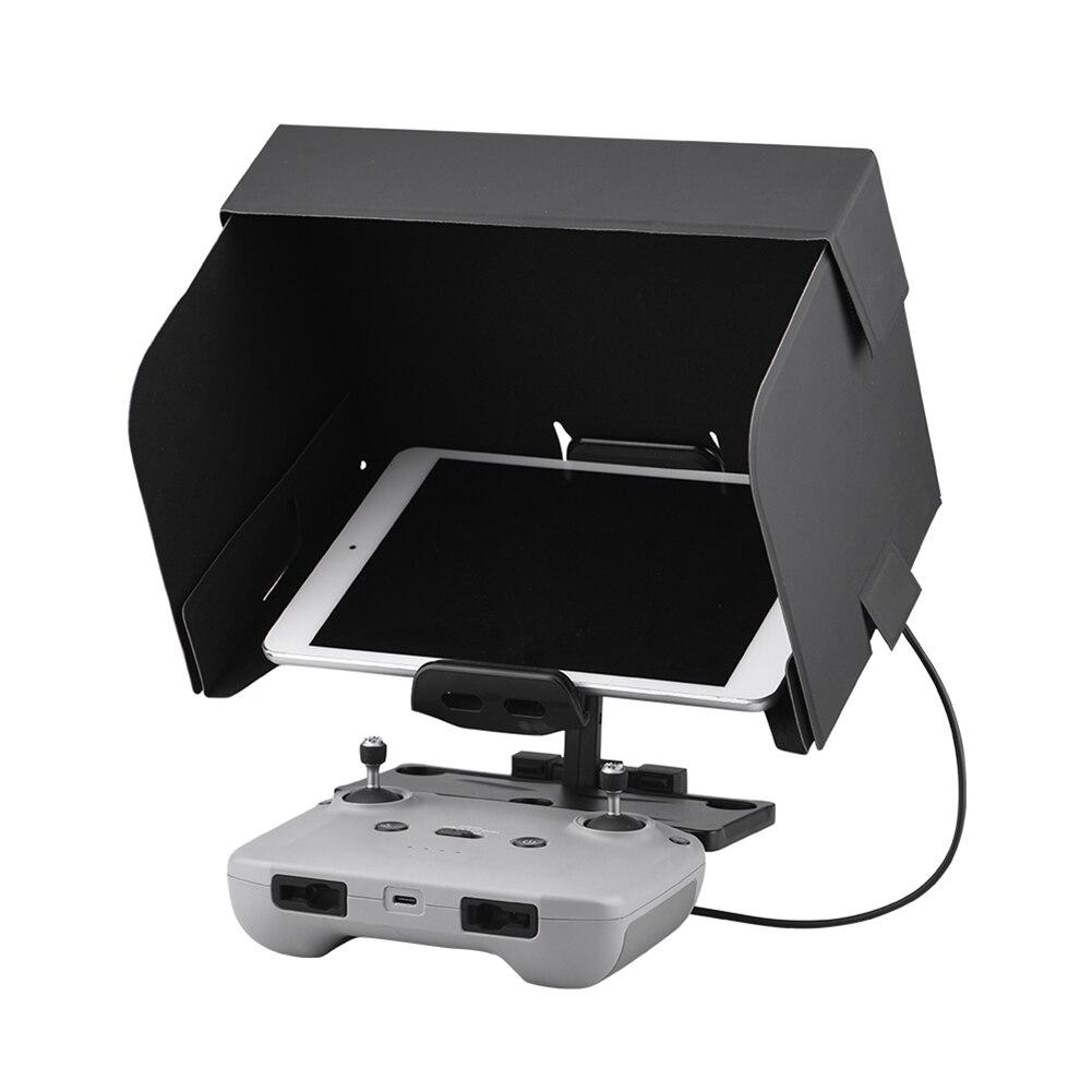 parasol-plegable-para-tableta-y-telefono-cubierta-de-monitor-para-dji-mavic-air-2-2s-pro-mini-2-phantom-4-3-mavic-2-zoom-controlador-de-dron