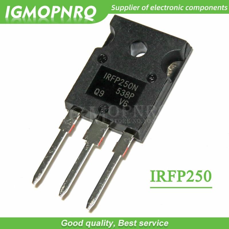 10PCS IRFP250NPBF IRFP250 IRFP250N MOS 200 V/30A PARA-247 tubo de efeito de campo tubo novo importado novo original