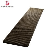 bubble kiss modern simple long carpets home double layer flannel velvet bedside rugs for living room soft thick decor floor mats