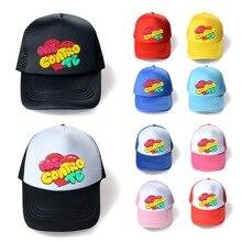 Chapeau de Baseball   2020 coton, casquette colorée pour bébé, chapeau de soleil, casquette tendance pour garçons étudiants filles