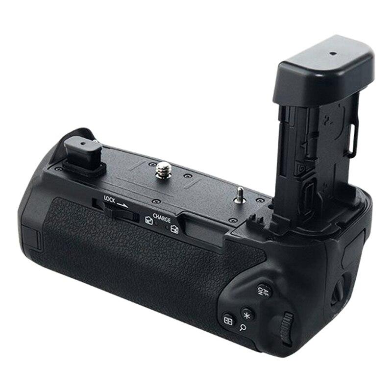 عمودي قبضة بطارية قوس لكانون EOSR EOS R الكاميرا ، BG-E22