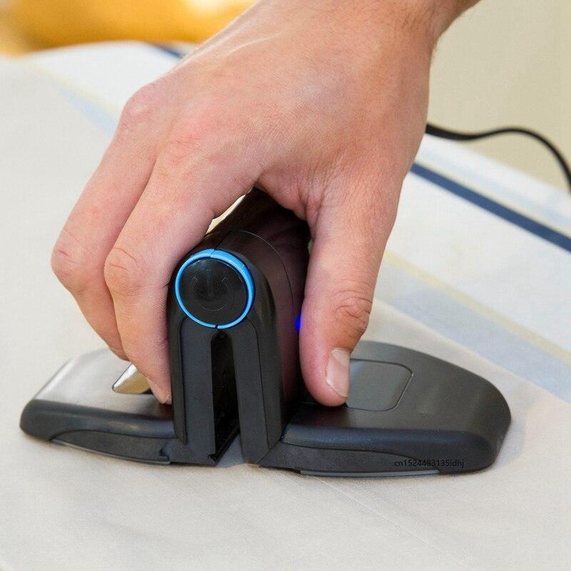 Mini plancha plegable portátil de viaje, perfecta y plegable, para cuello