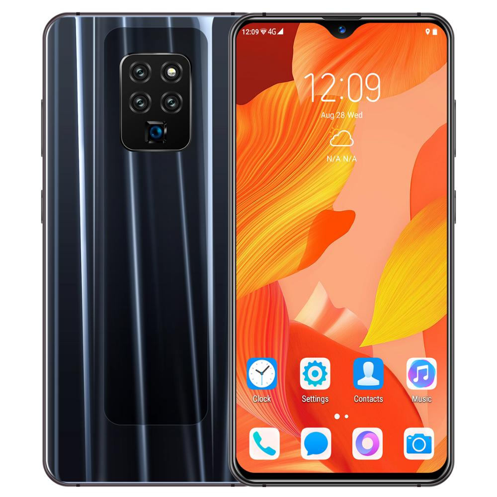 Original Mate 35 Smartphone Android 5.1 Quad core 6.3 inch 2SIM HD+Drop screen 2G+16G Face ID Unlock 5MP+2MP 3000mAh Mobilphone