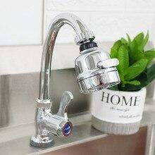 Robinet rotatif de cuisine mobile   360 degrés tête de robinet, buse déconomie deau, robinets de pulvérisation, maison pratique de haute qualité