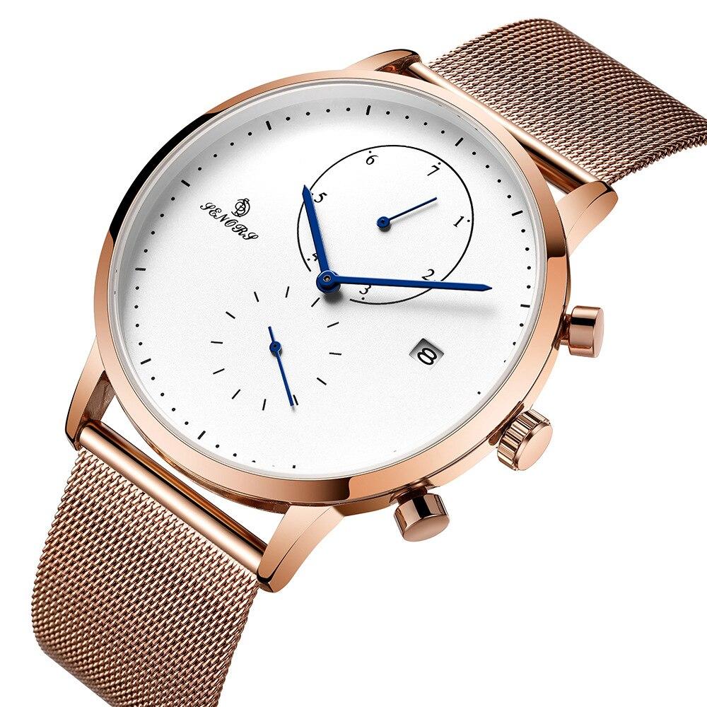 Фото - Часы, водонепроницаемые кварцевые часы, мужские часы, часы для женщин, женские часы, роскошные часы часы