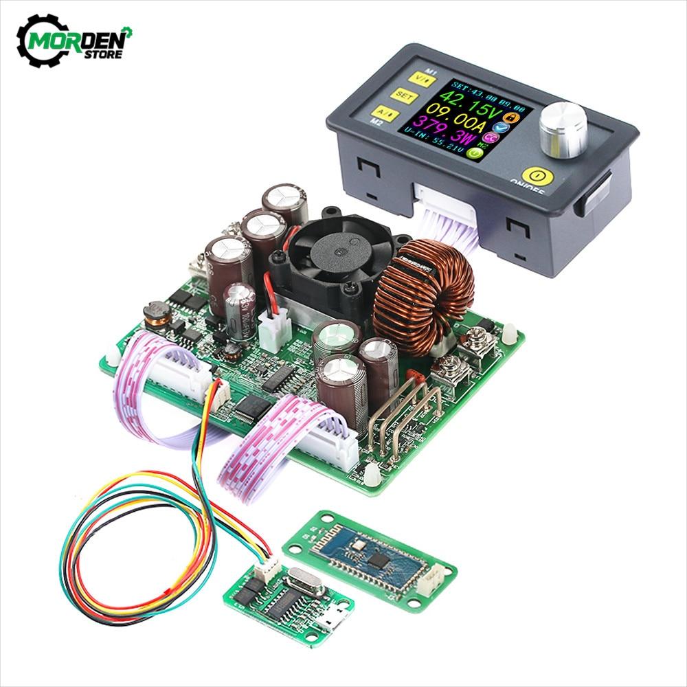 جديد 50 فولت 20 أمبير RD DPS5020 الجهد المستمر تيار مستمر تنحى الاتصالات امدادات الطاقة باك محول الجهد LCD الفولتميتر
