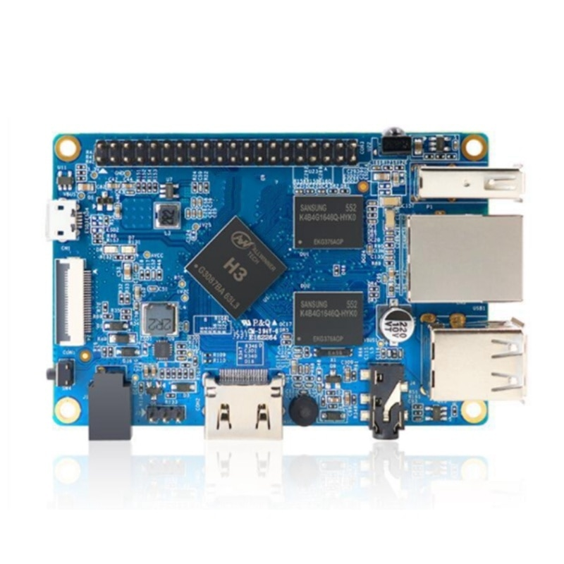 Suitable for Oranje Pi Pc Arm H3 Development Board For Oranje Pi 4 Core 1.6G 1Gddr enlarge