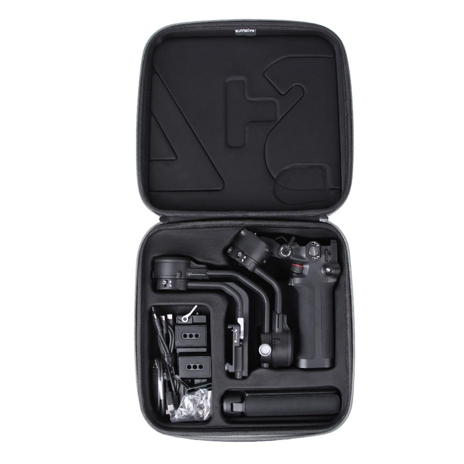 Переносная сумка на шарнире для DJI ROMIN RSC2, серый чехол для переноски, сумка для хранения, прочный Чехол на плечо, аксессуары