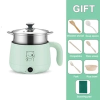 household electric rice cooker 1 2 persons multi electric hot pot non stick pot multi functional 220v
