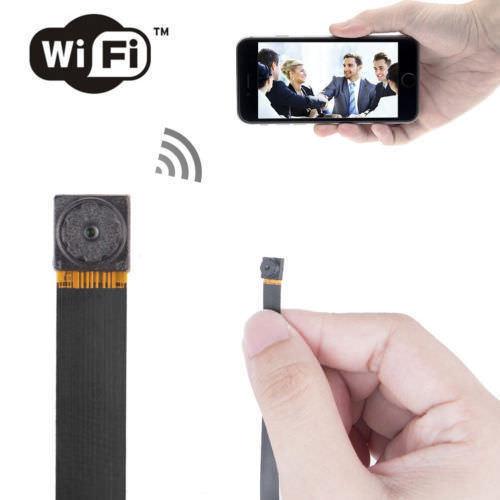 Mini 1080P DIY módulo cámara de seguridad WiFi Monitor remoto Cámara niñera