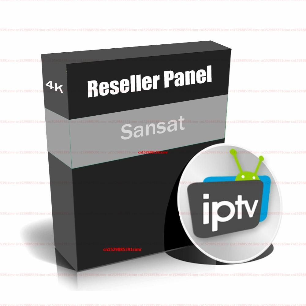 iptv reseller Panel TV BOX 9.0 France Netherland control panel