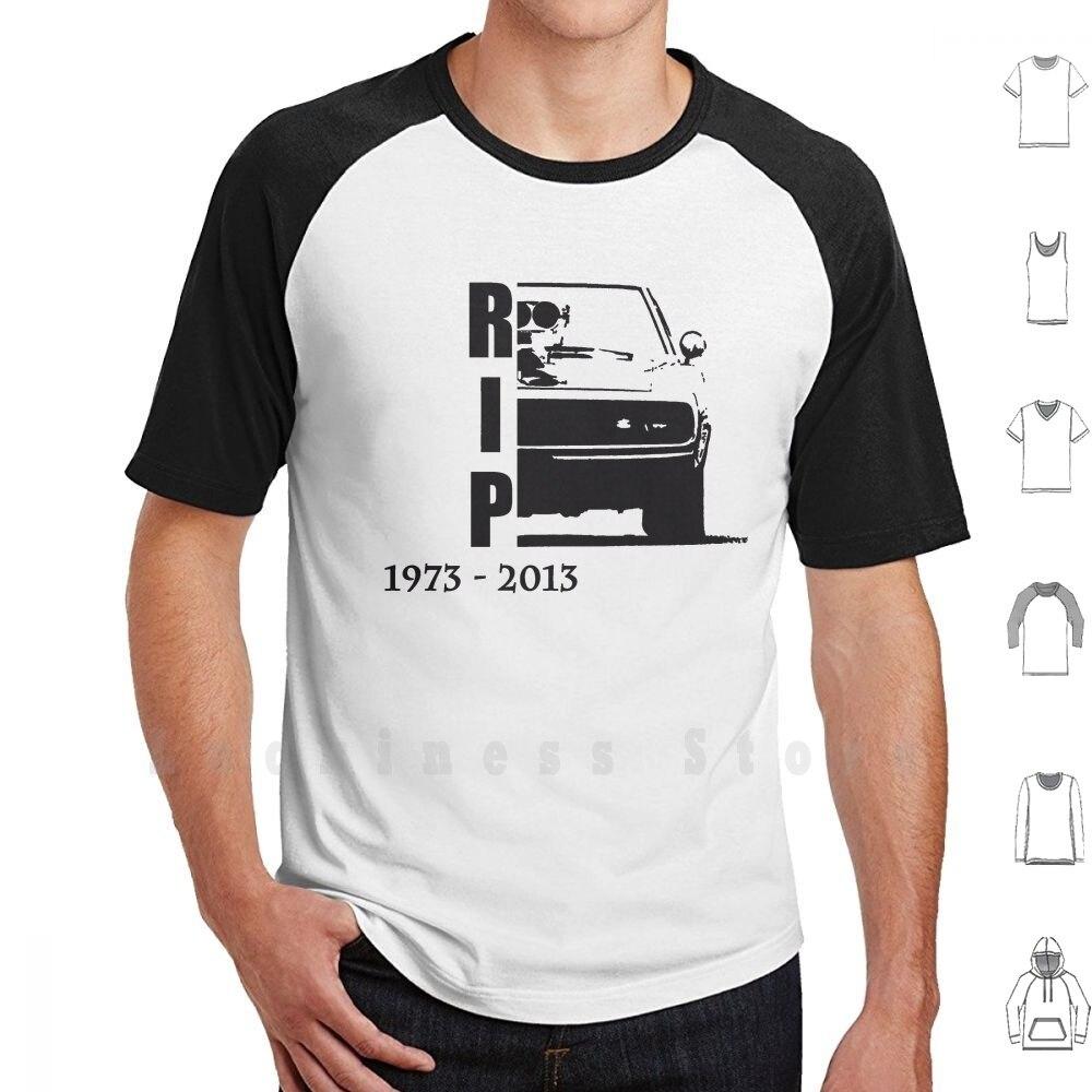 Paul Walker Rip T Impressão Da Camisa Para Mulheres Dos Homens do Algodão Novo T Legal Velozes E Furiosos Paul Walker Street Racing Vin Torretto Brian
