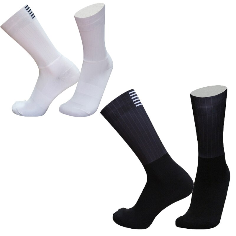 Aero Cycling Socks  BIke Socks Outdoor Sports Non-slip Breathable Professional Competition Calcetine