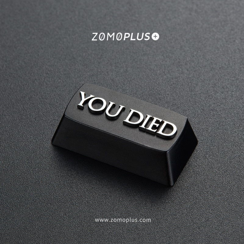 ZOMO PLUS-أغطية مفاتيح لوحة مفاتيح ميكانيكية مصنوعة من الألومنيوم الحرفي ، وغطاء مفاتيح مع مفاتيح خلفية