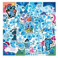 103050pcs new miao miao dog graffiti waterproof skateboard travel suitcase phone laptop luggage stickers diy kids girl toys