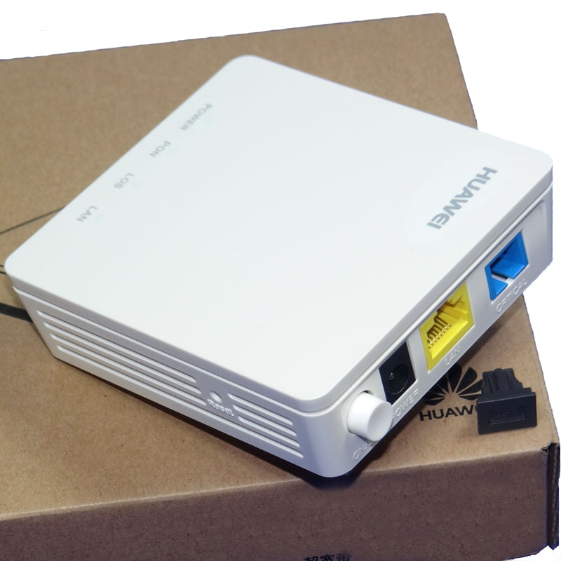 Original 100% New HW HG8010H EPON 1GE ONU ONT OLT With1 port EPON apply to FTTH mode no box Free shipping