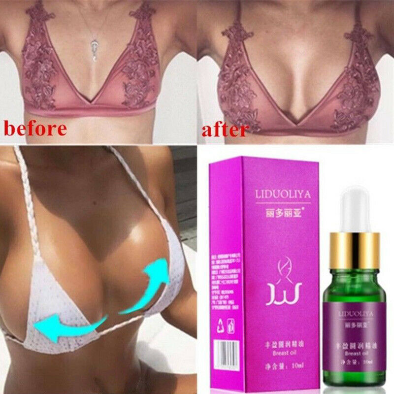 1/2/3pcs Magic Women's Breast Enlargement Plump Massage Grow Up Boobs Enlargement Cream Body Lotion Massage Essential Oil TSLM1
